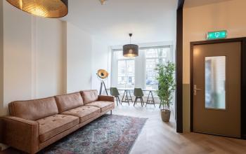 Herengracht 221 Amsterdam Keuken ingang