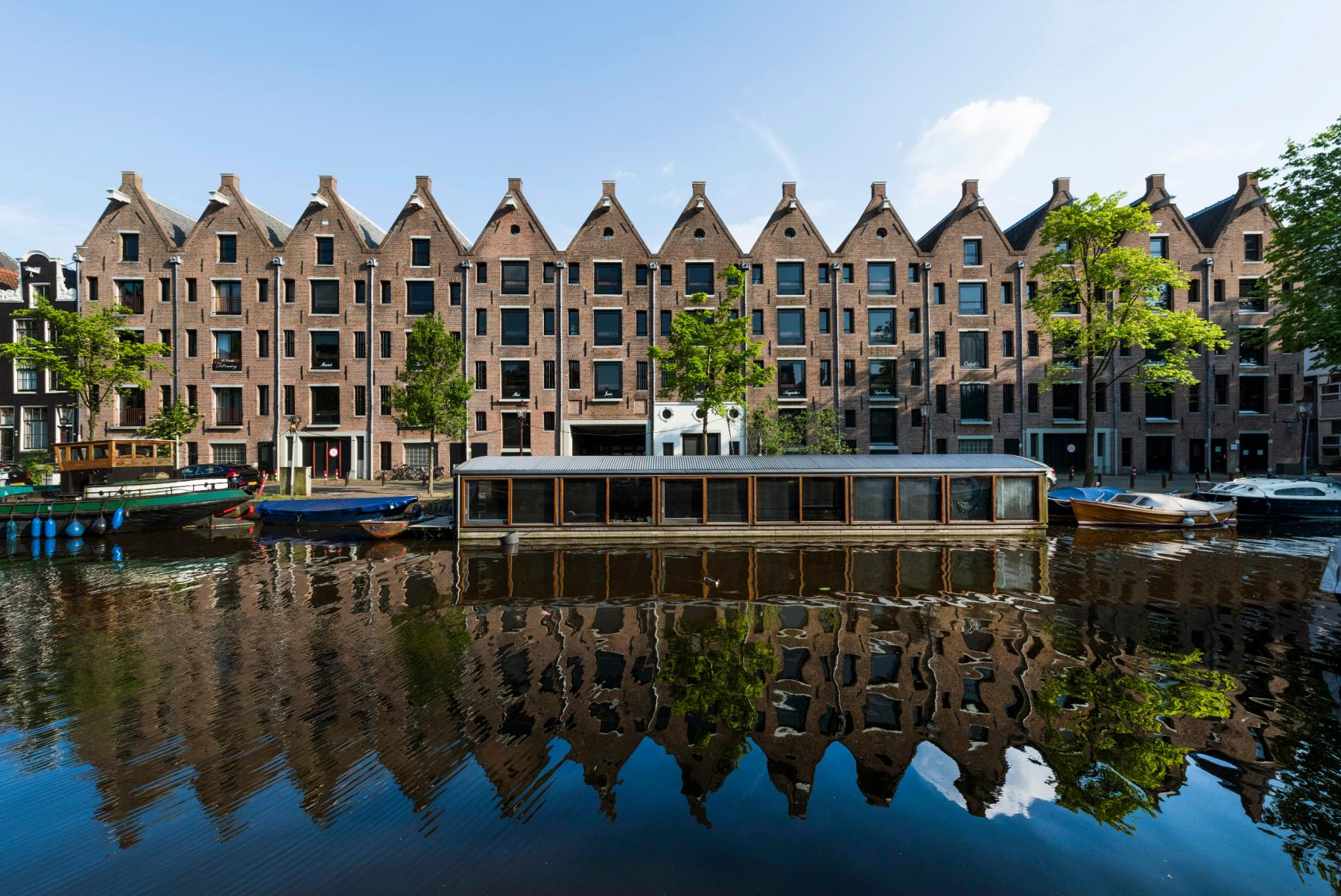 Kantoorruimte huren Keizersgracht 119, Amsterdam (1)