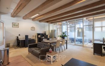 Amsterdam grachtengordel flexplekken werkplekken kantoorkamer