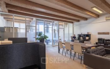 Amsterdam keizersgracht centrum werkplekken kantoorruimte