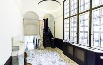 Luxe ingericht kantoorpand Amsterdam