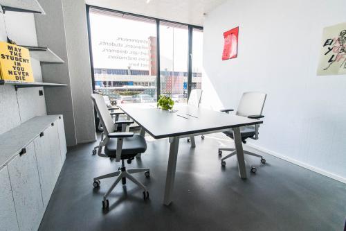 Werkplekken beschikbaar Amsterdam