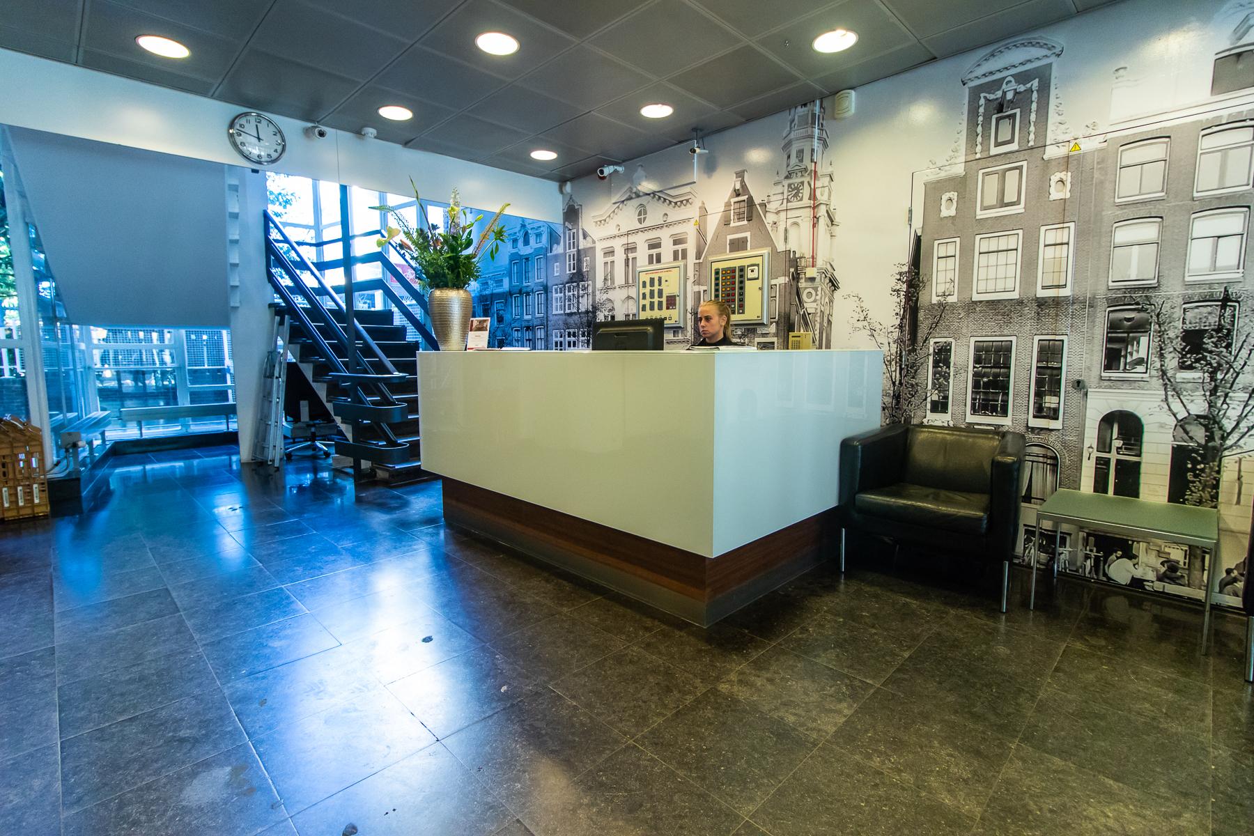 Kantoorruimte huren Delflandlaan 1, Amsterdam (5)