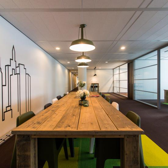 Office spaces for rent in Amsterdam