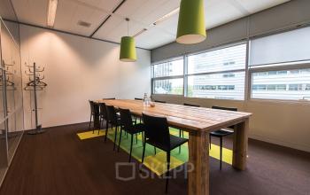 Multiple office spaces for rent at the John M Keynesplein in Amsterdam