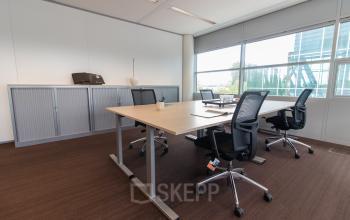 Offices at the John M Keynesplein in Amsterdam