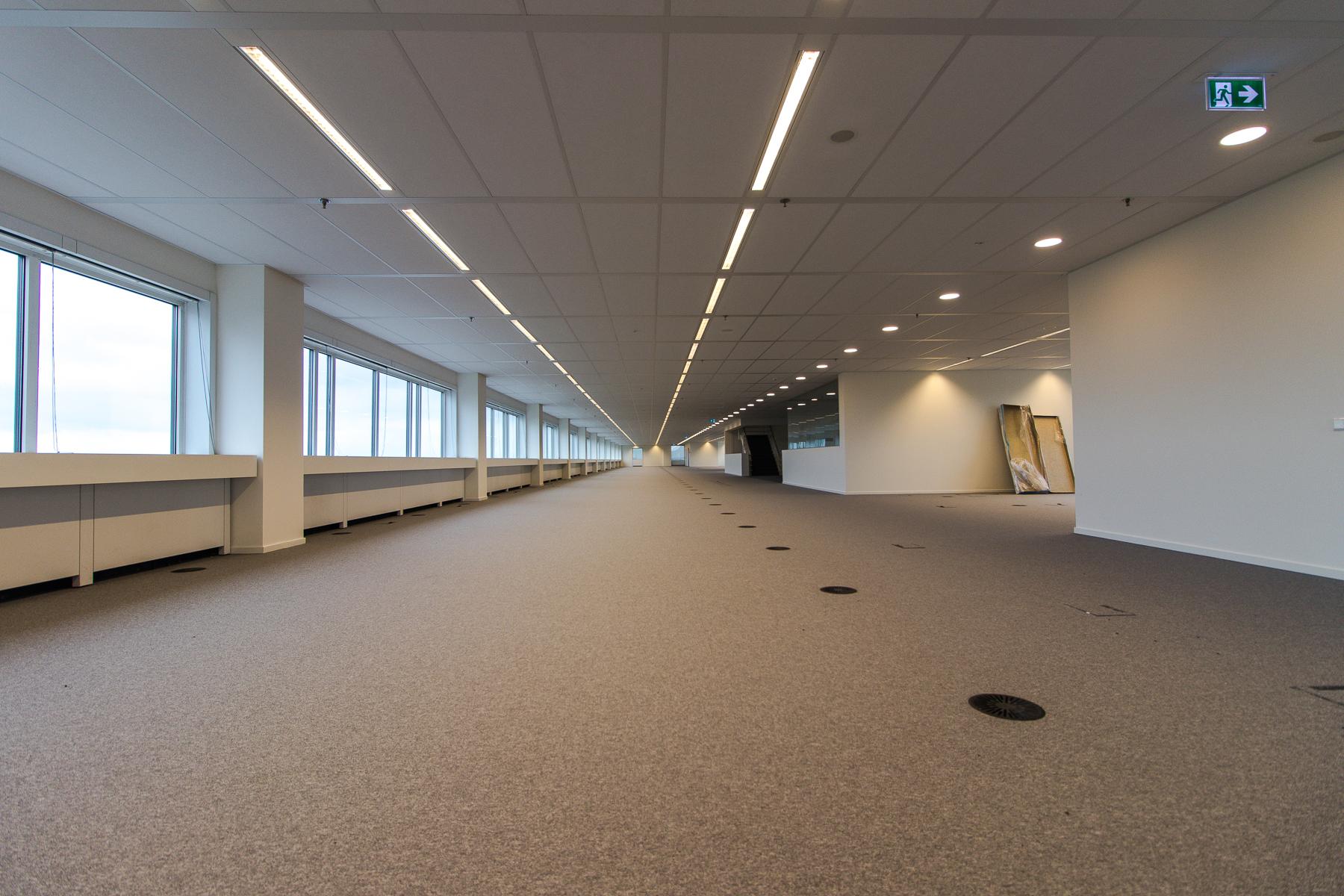 Also full floors for rent