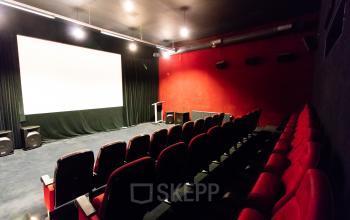 bioscoop inpandig