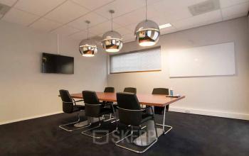 meeting room in office building amsterdam