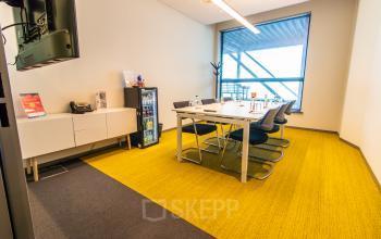 Vergaderruimte kantoorpand Amsterdam