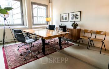 Gezamelijke werkruimte Amsterdam