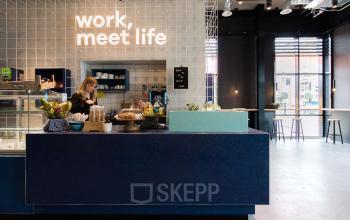 Veel keuze in flexwerkplekken Amsterdam