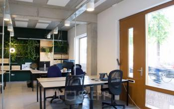 Flexible working places for rent in Amsterdam