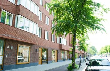 working place for rent in the city centre of Amsterdam