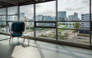 Rent office space Transformatorweg 38, Amsterdam (1)