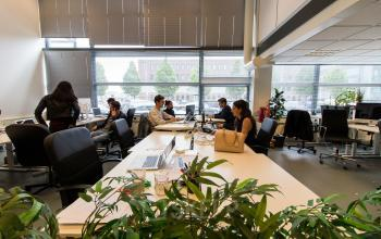 Flexdesks and office spaces for rent in Amsterdam