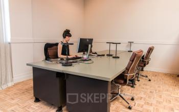 Modern and spacious flexdesks for rent in Amsterdam