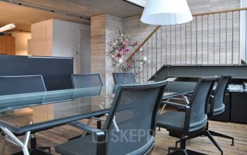 Working place for rent in Amsterdam furnished