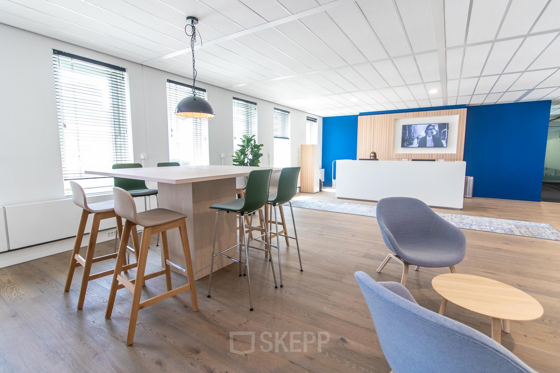 Kantoor Huren Amsterdam : Kantoorruimte huren aan arena boulevard in amsterdam skepp