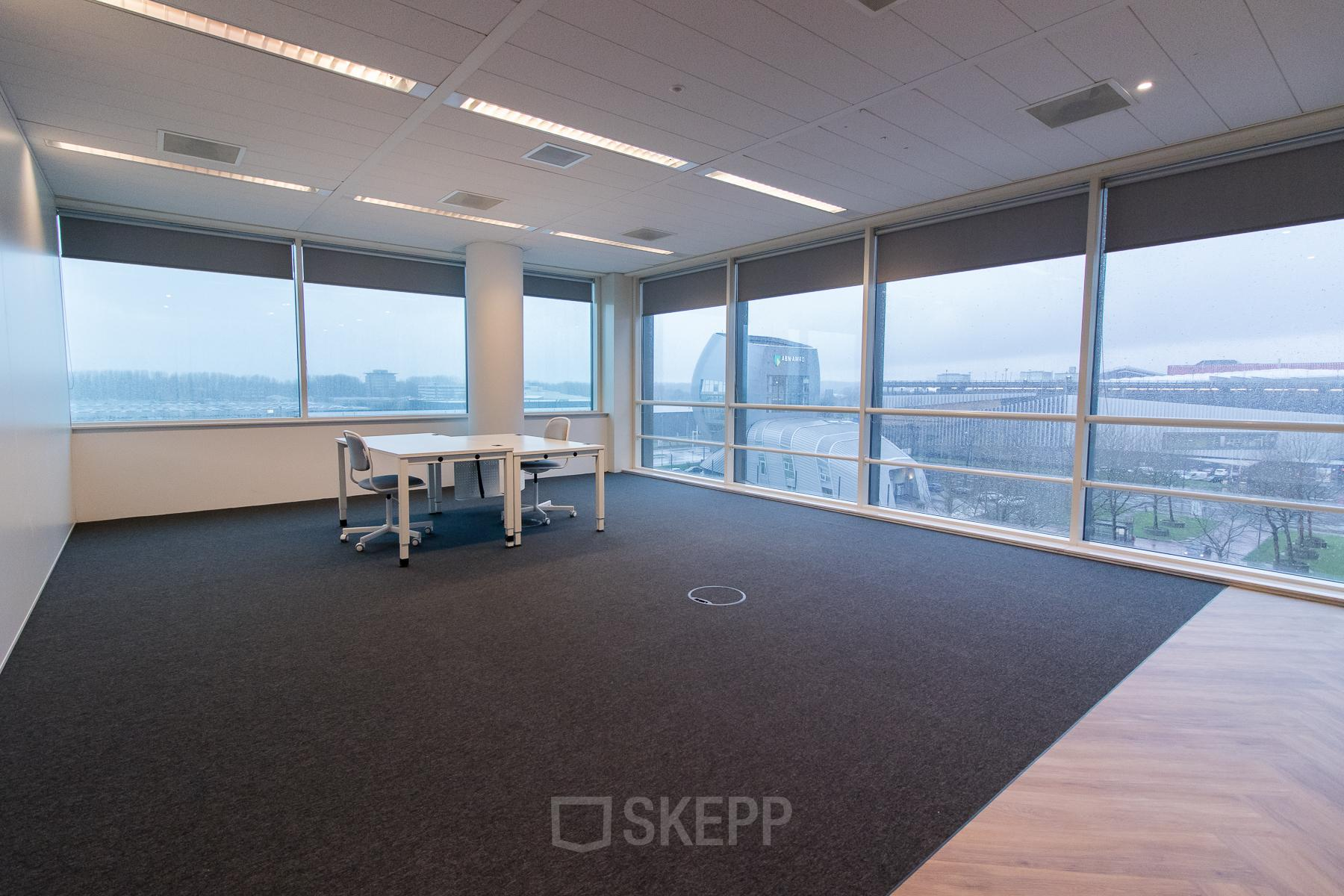 Kantoor Huren Amsterdam : Kantoorruimte huren aan de entree in amsterdam skepp