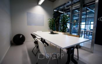Multiple meeting rooms