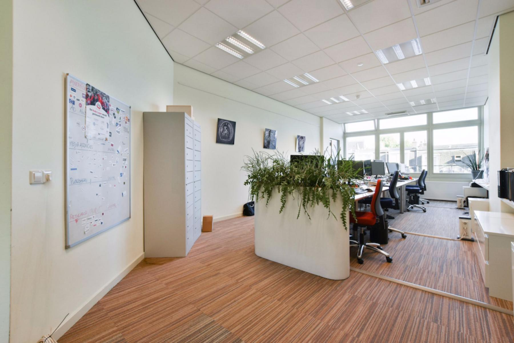 working place for rent amsterdam office building