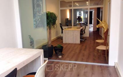 furnished office space Amsterdam city centre