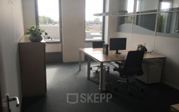 office space with many working places Amsterdam