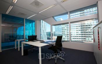 vergaderruimte te huur zuidas Amsterdam Parnassusweg met meubilair