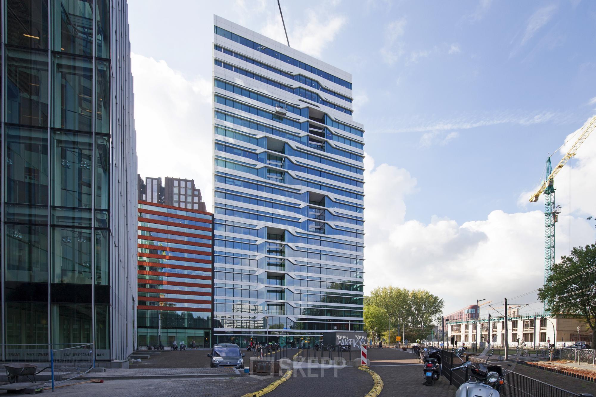 Kantoorruimte huren in Amsterdam Zuid, Parnassusweg 819   SKEPP