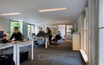 gemeubileerde kantoorruimte personen kantoorgebouw keizersgracht amsterdam