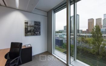 kantoorkamer zakengebied zuidas amsterdam