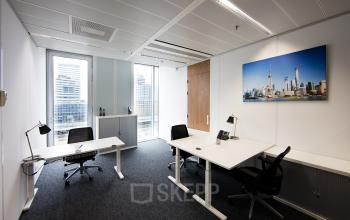 zuidplein amsterdam kantoorruimte huren gemeubileerd