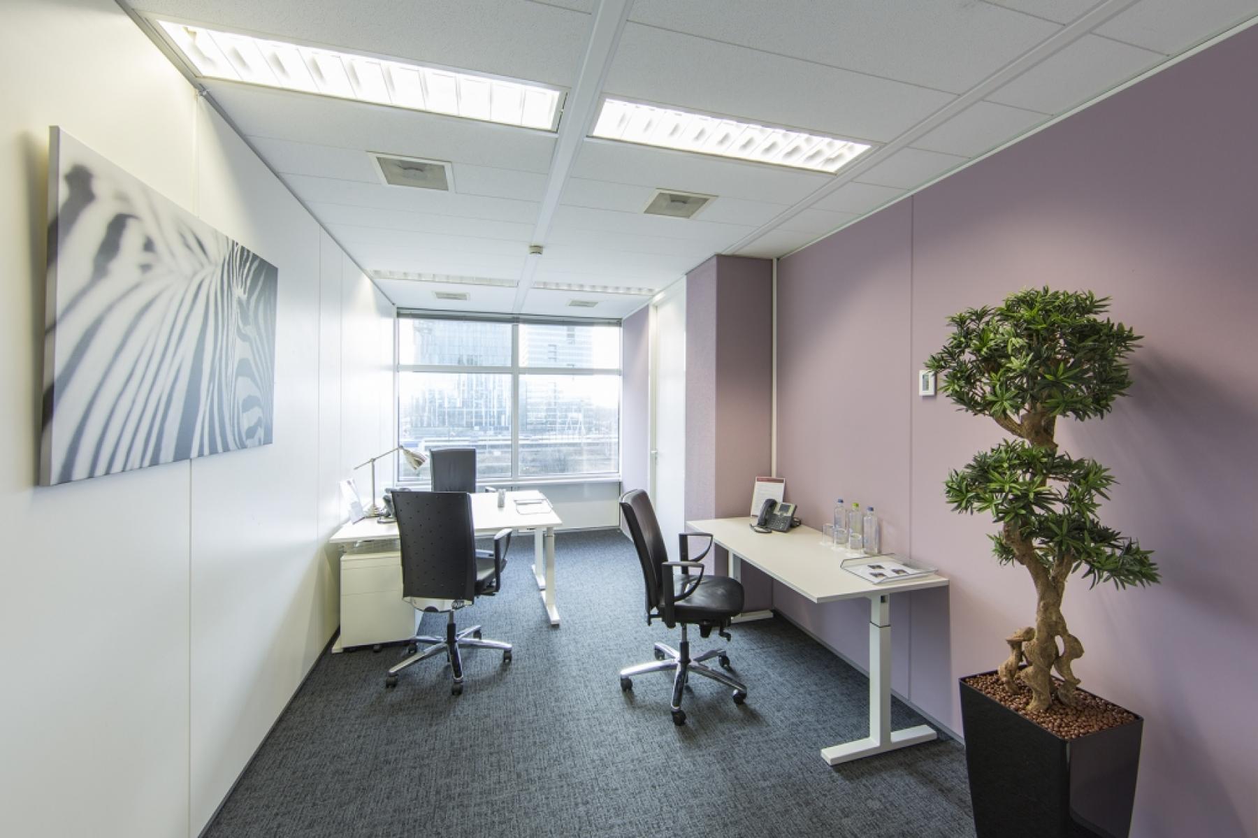 werkplek huren zuidas amsterdam