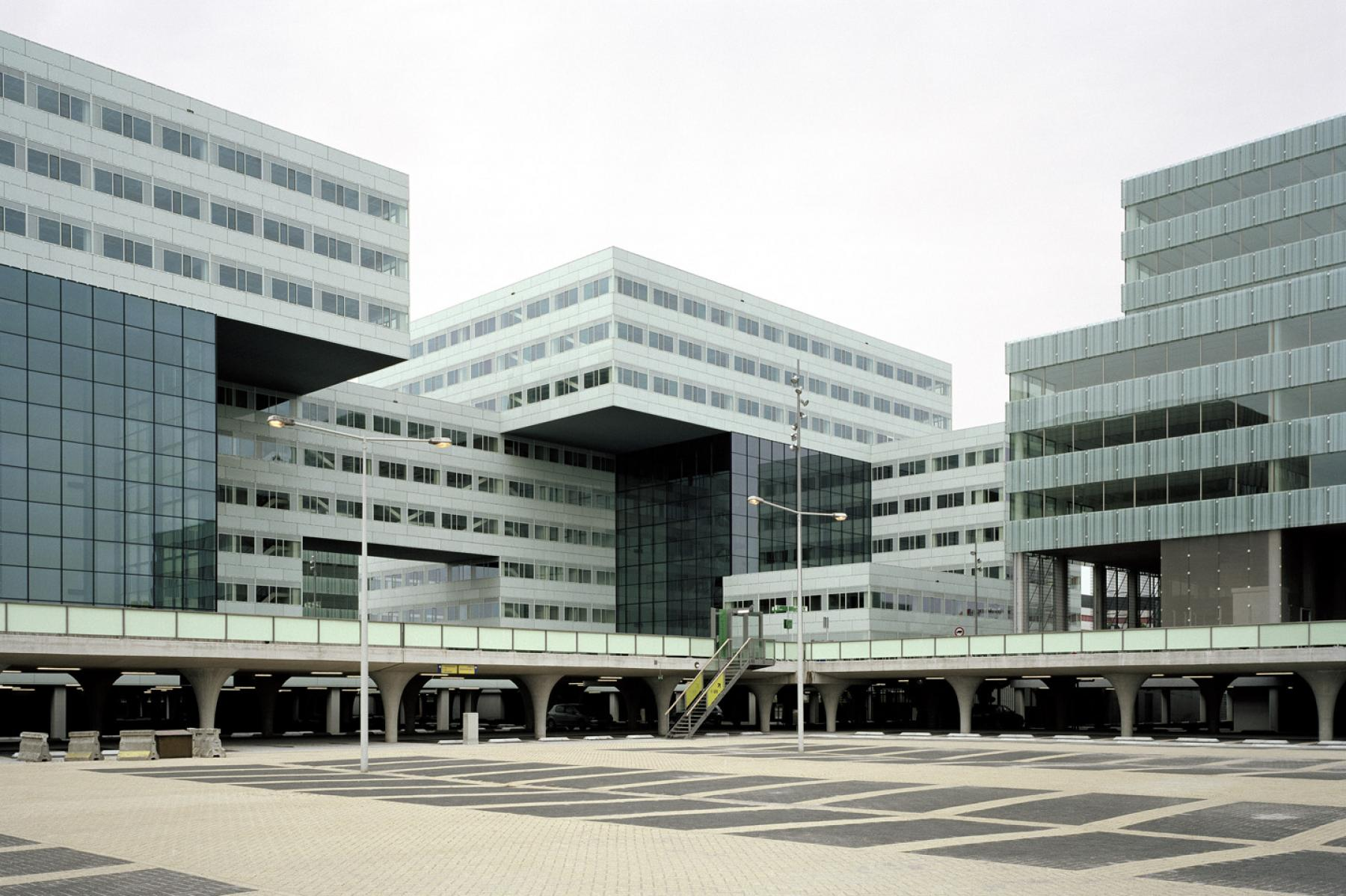 aanzicht kantoor amsterdam zuidoost kantoorruimte huren