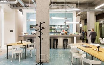 cafe amsterdam centrum kantoorruimte