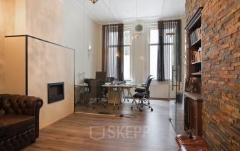 gemeubileerde kantoorruimte grachtenpand amsterdam huur SKEPP