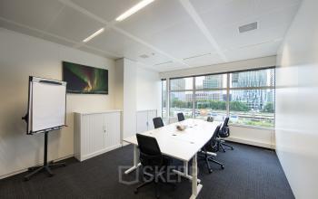 kantoorkamer vergaderruimte vergaderen presentatie Amsterdam