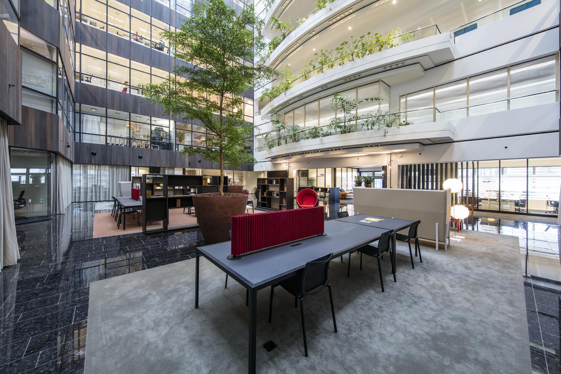 sociaalhart werkplek flexwerkplek Amsterdam kantoorpand