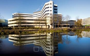 aanzicht kantoorpand amsterdam