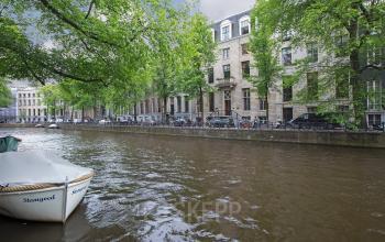 gracht buitenzijde kantoor herengracht amsterdam huren skepp water boot