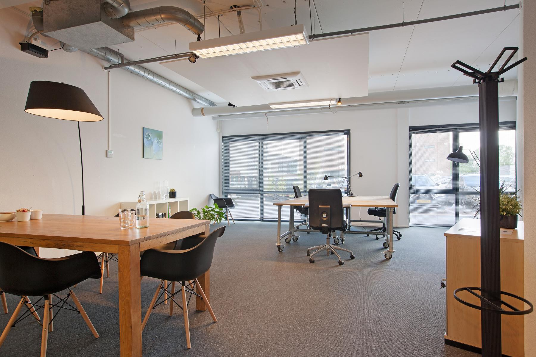 kantoorruimte meubilair te huur amsterdam asterweg