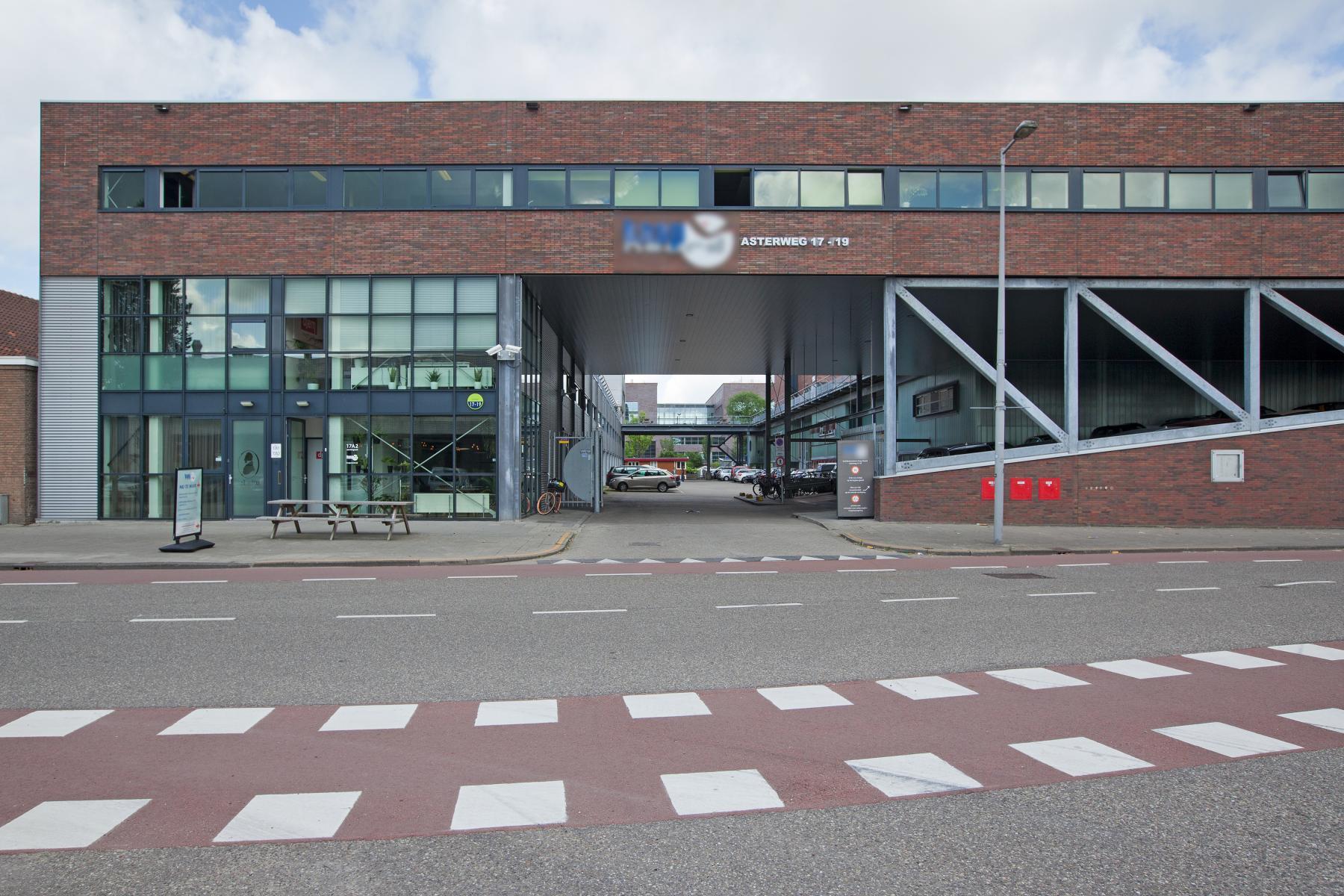 asterweg amsterdam kantoorpand te huur uitzicht bereikbaar