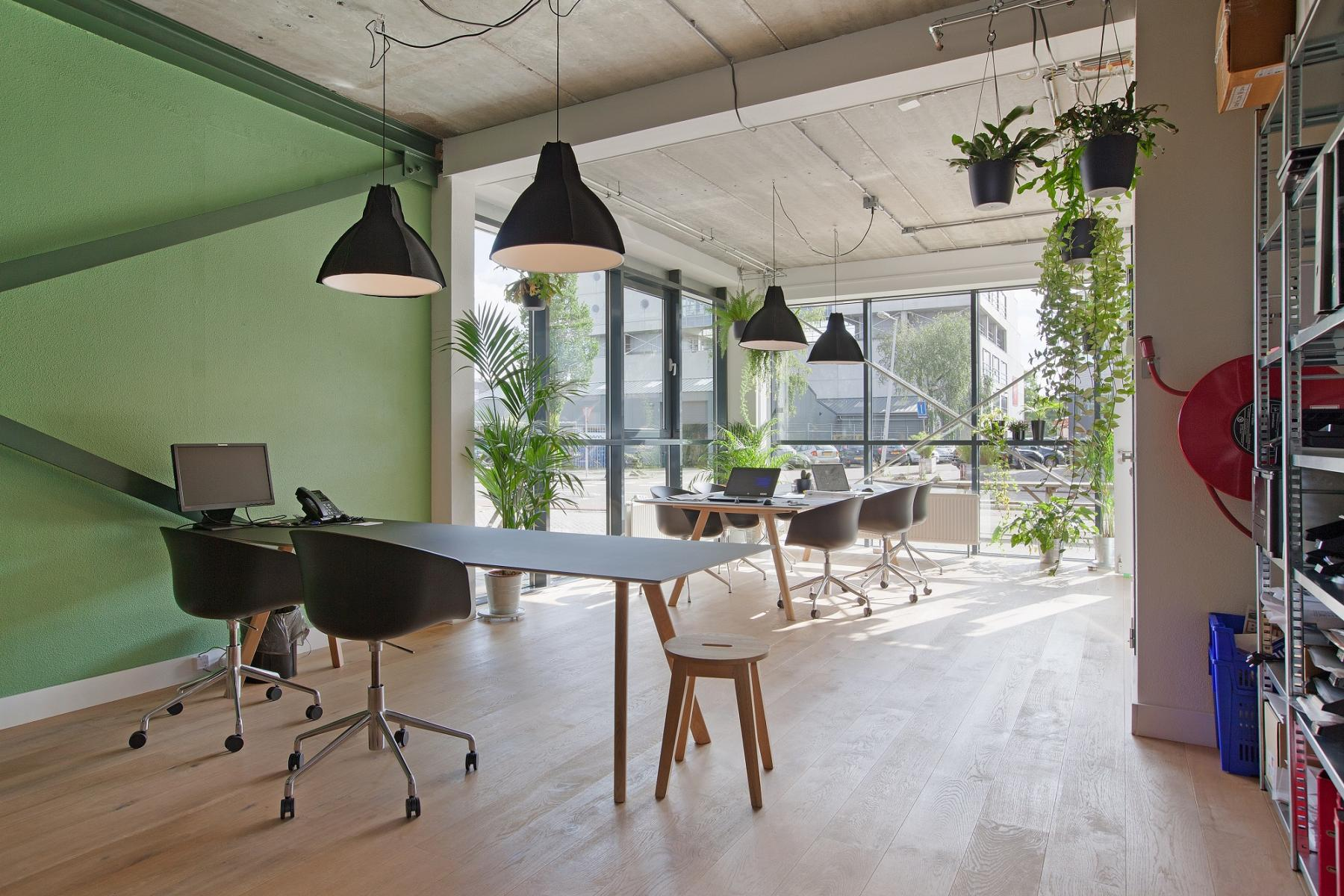 working spaces for rent in Amsterdam