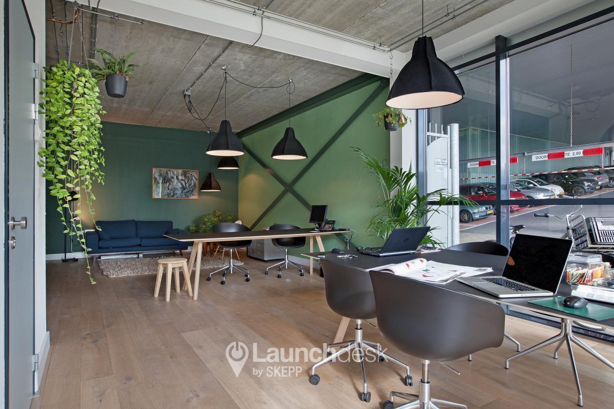 Kantoor Huren Amsterdam : Kantoorruimte asterweg chrysanten amsterdam noord launchdesk