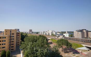 kantoorkamer huren in amsterdam zuidoost met uitzicht
