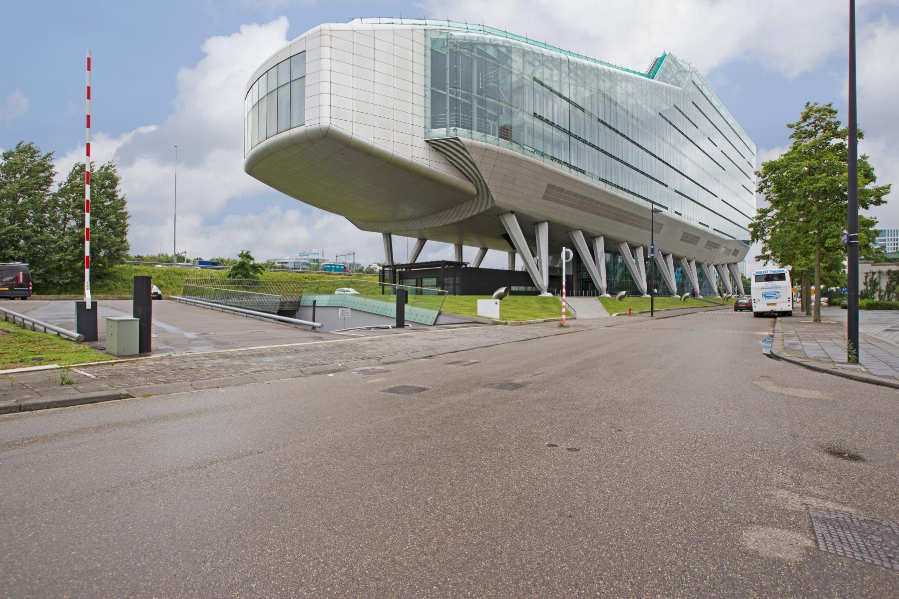 skepp amstelveenseweg amsterdam huren buitenzijde kantoor schoen