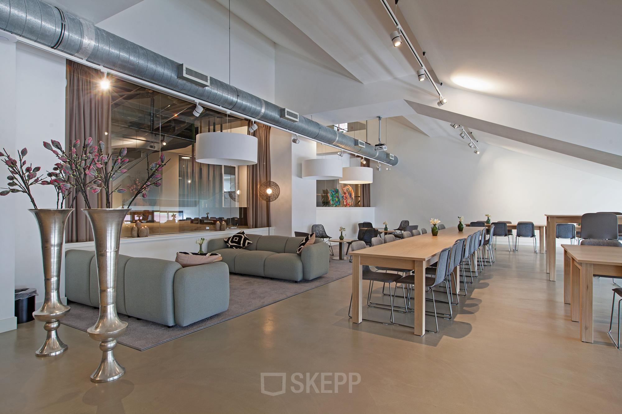 Kantoor Huren Amsterdam : Kantoorruimte huren aan olympisch stadion in amsterdam skepp