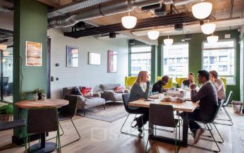 kantoorruimte huren in centrum amsterdam met lunch2