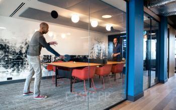 flexplek huren in centrum amsterdam met pingpongtafel